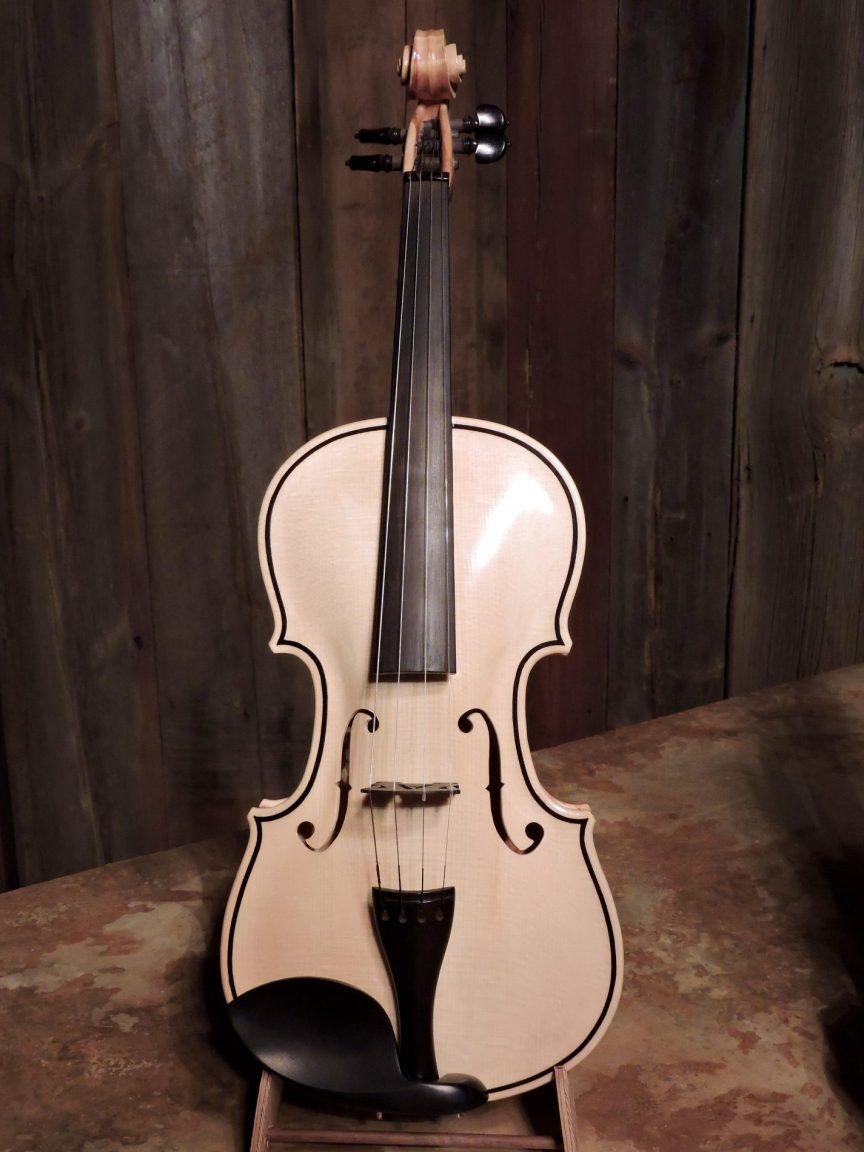 Violin Aurora Front